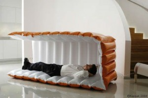 即席で作れる仮眠室
